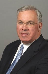 Former Boston Mayor Tom Menino.