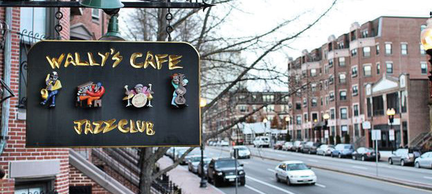 Wally's, an historic jazz spot in Boston's South End. (Photo courtesy Wally's Cafe)